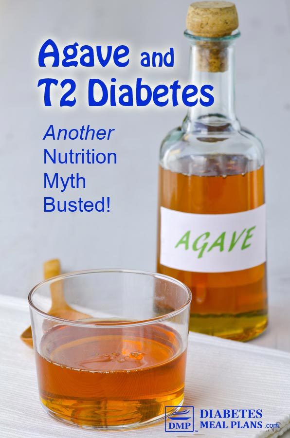 Agave and Diabetes: Another Nutrition Myth Busted!
