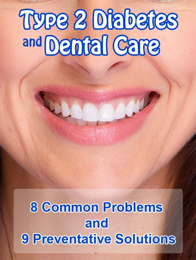 Type 2 Diabetes and Dental Care