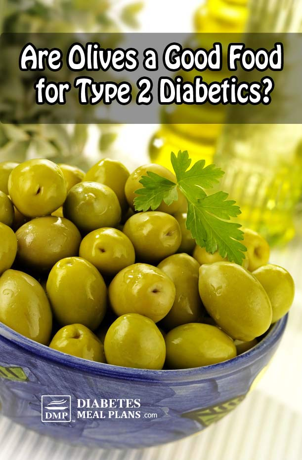 Olives and Diabetes: Find out if it's great for your health