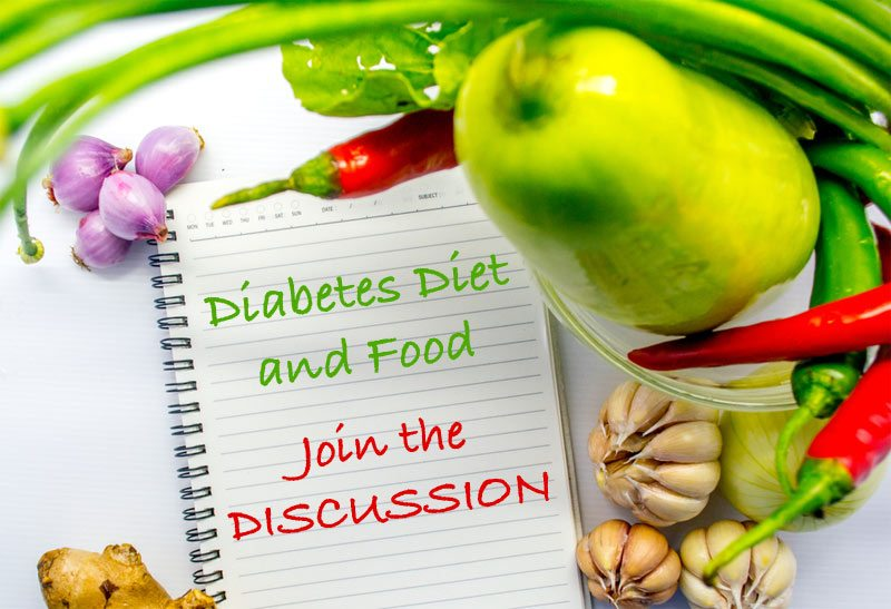 diabetes diet and food