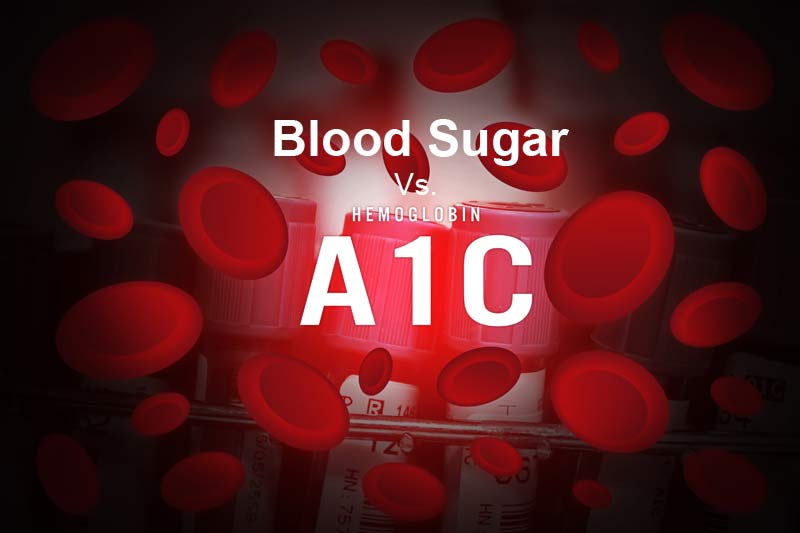 hemoglobin A1c and blood sugar