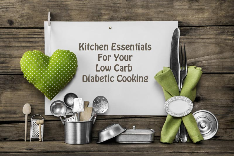 Low Carb Diabetic Cooking