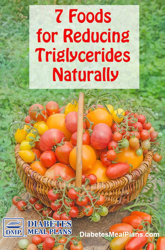 7 Foods for Reducing Triglycerides Naturally