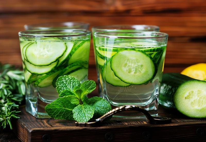 Cucumber Cup