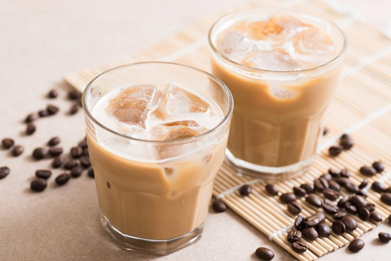 Iced Coffee Pick-Me-Up