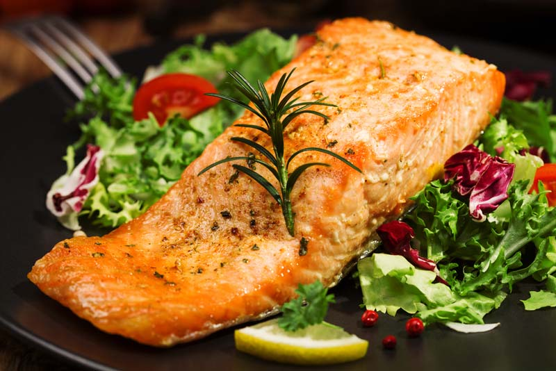 Salmon and Diabetes