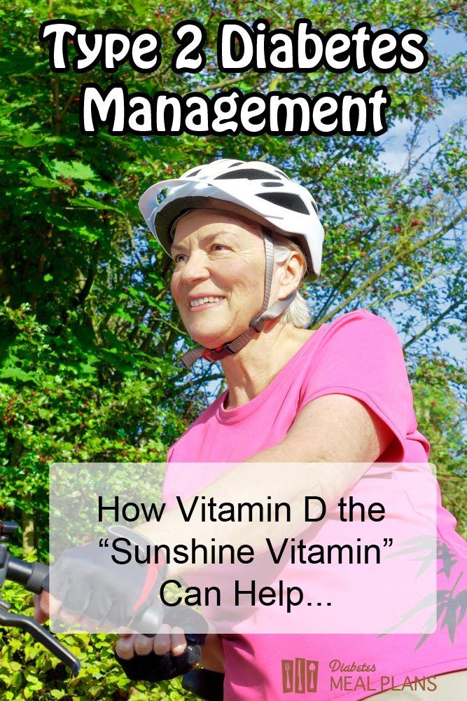 Vitamin D and Diabetes: Don't Risk Deficiency!