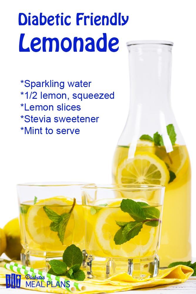 Diabetic Lemonade