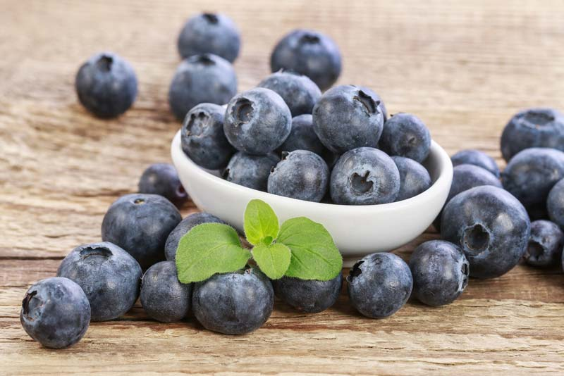 Benefits of Blueberries for Type 2 Diabetes