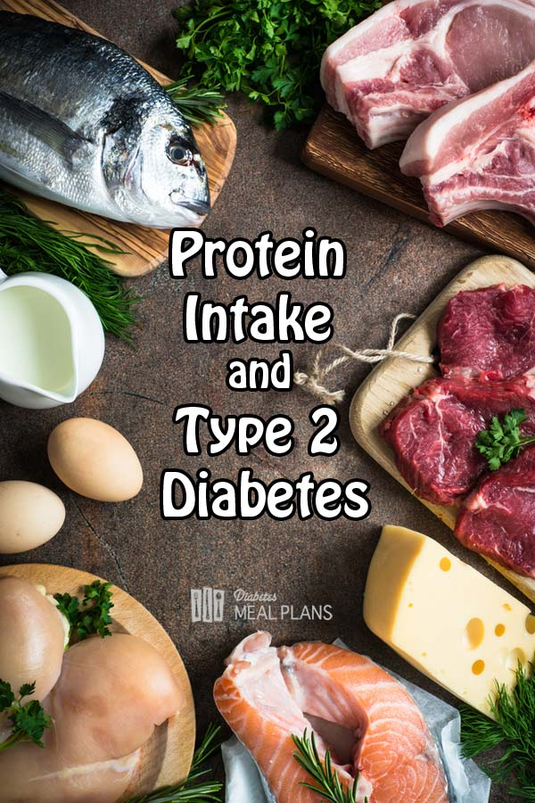 Protein Intake and Diabetes