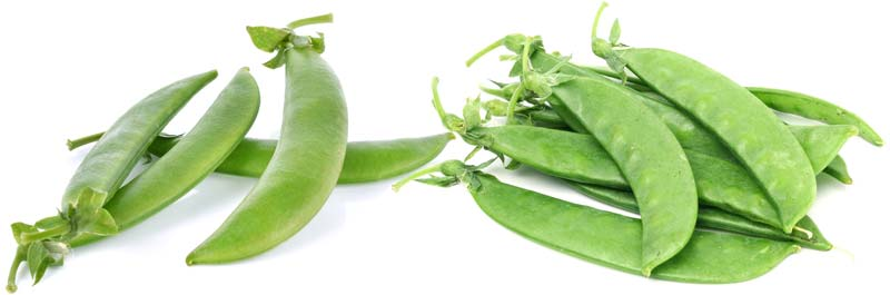 Sugar Snap/Snow Peas and Type 2 Diabetes