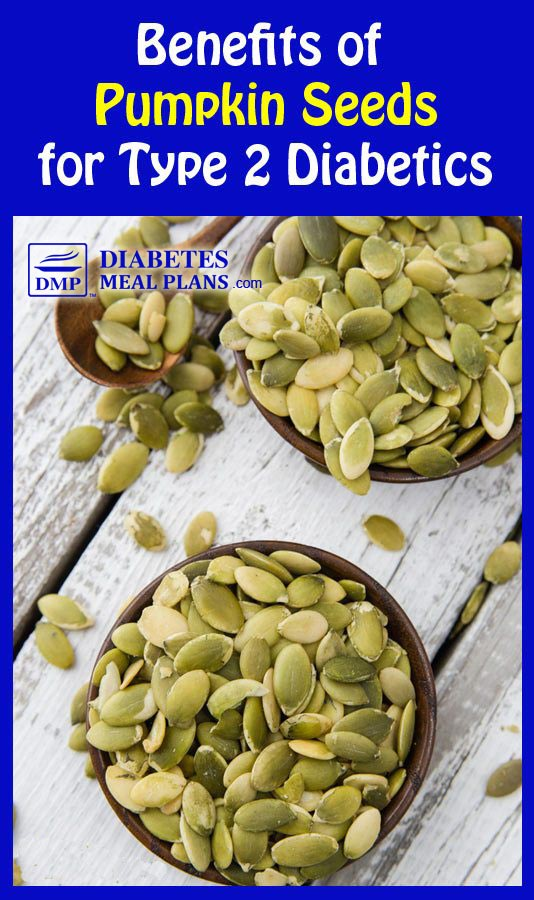 Benefits of Pumpkin Seeds For Type 2 Diabetes