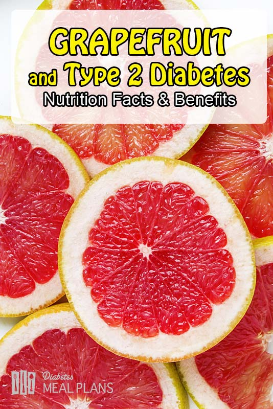 Grapefruit and Type 2 Diabetes