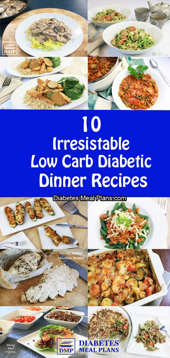 10 Diabetic Dinner Recipes