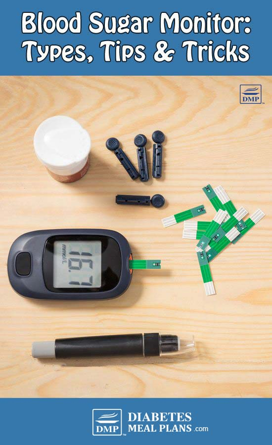 Blood sugar monitor: Types, tips & tricks