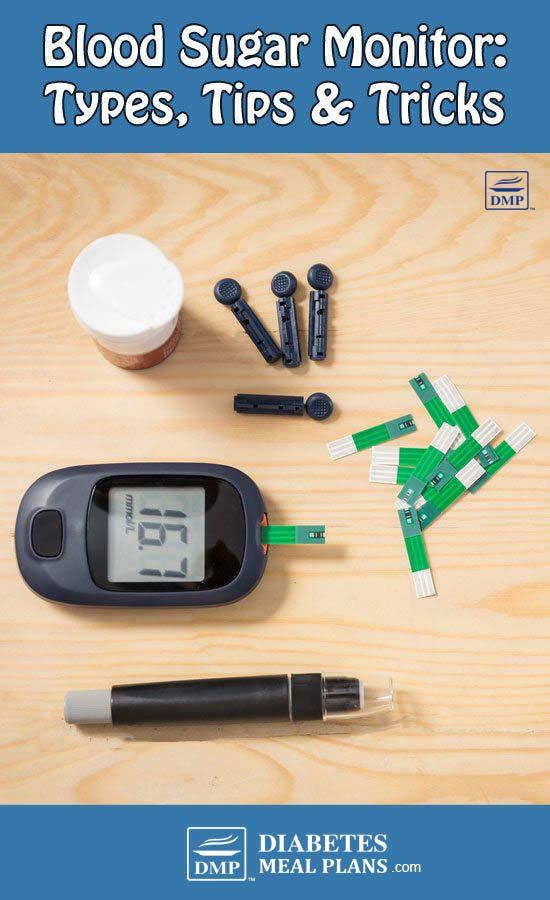 Blood sugar monitor: Types, tips & tricks