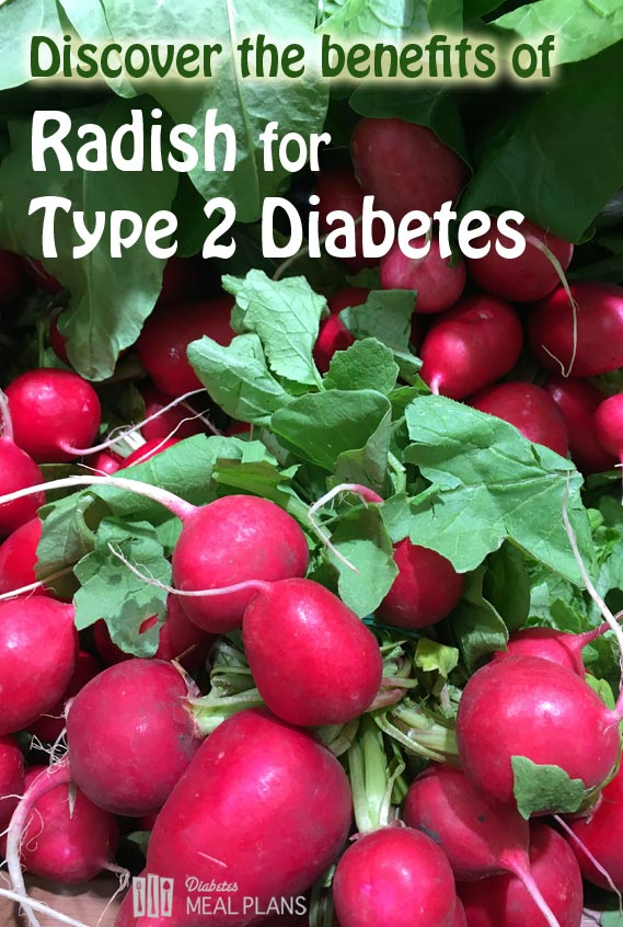 Radish and Type 2 Diabetes
