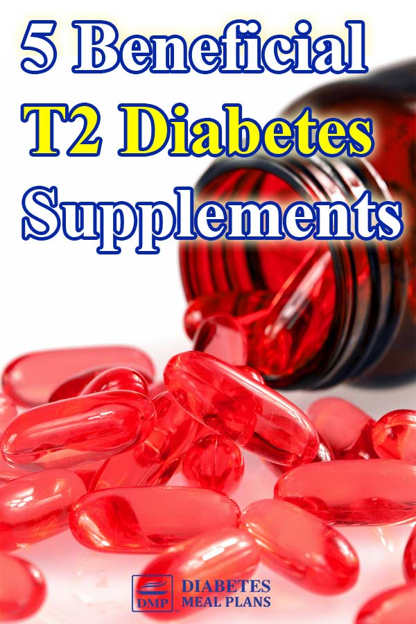 5 beneficial diabetes supplements