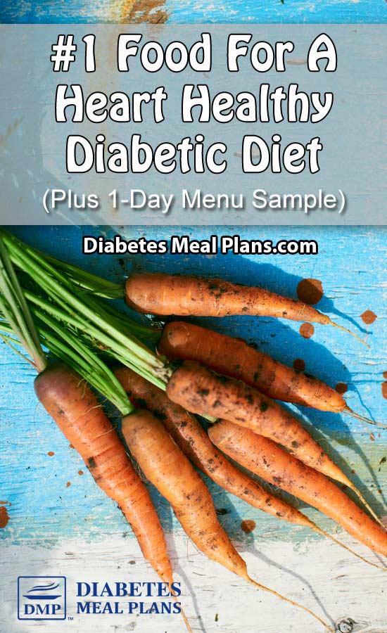 #1 Diabetes Heart Healthy Food