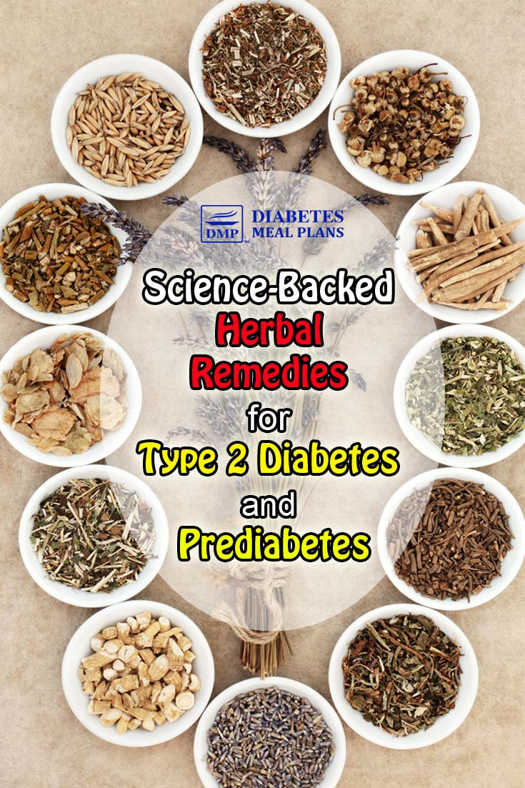 Science-Backed Herbal Remedies for Diabetes and Prediabetes