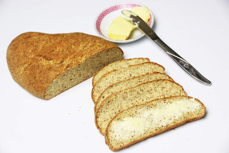 Coconut Sourdough Bread | Diabetes Meal Plans