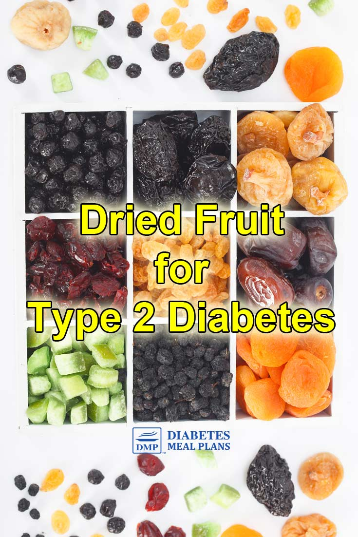 Dried Fruit for Type 2 Diabetes