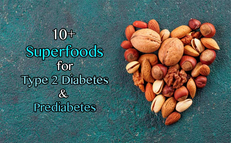 Incredible Superfoods for Diabetes: They're NOT What You Think!