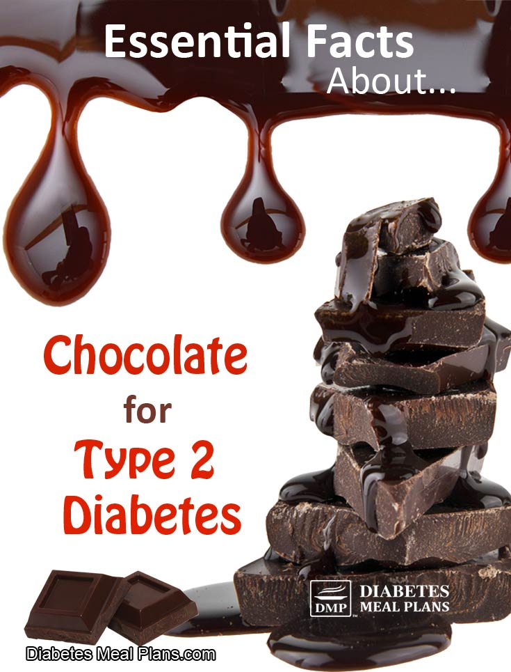Essential facts about chocolate for type 2 diabetes