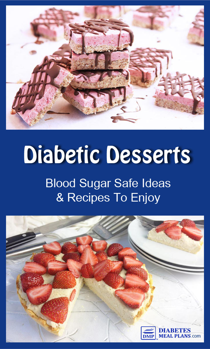 Diabetic Desserts: Blood Sugar Safe Ideas & Recipes