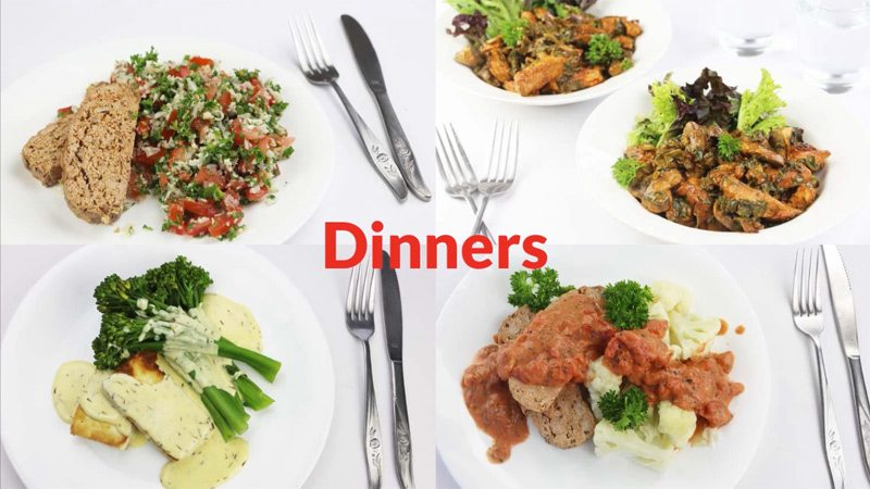 Diabetic Meal Plan: Week of 3/12/18