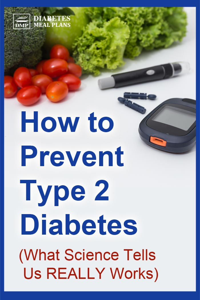 How to Prevent Type 2 Diabetes (What Science Tells Us REALLY Works)