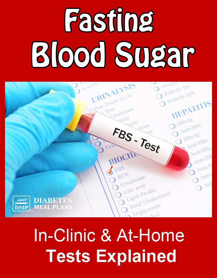 Fasting Blood Sugar Tests: In-Clinic & At-Home Tests Explained