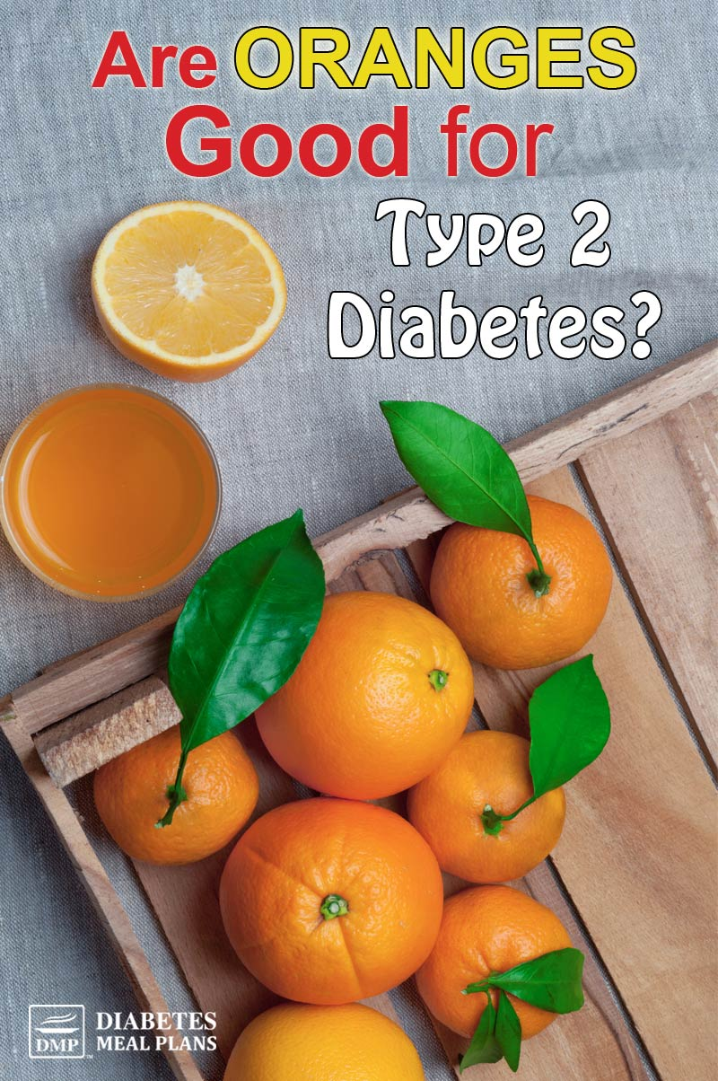 Are oranges good for diabetes?