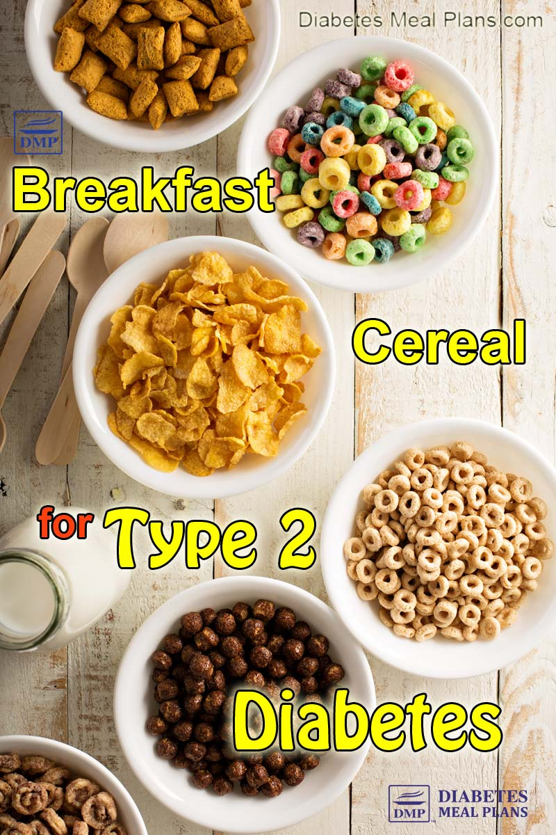 Breakfast Cereal for Diabetes: Let's Crunch Some Numbers