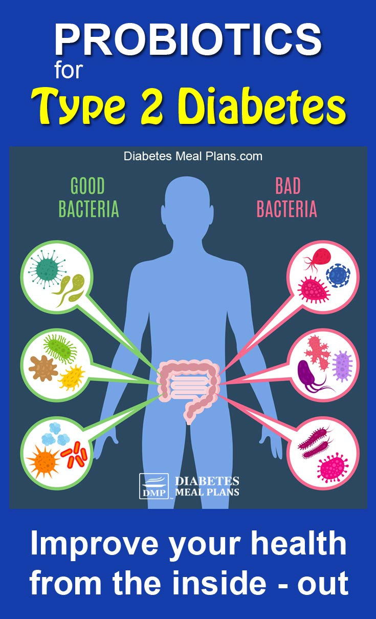 Probiotics for Diabetes: Improve your health from the inside-out