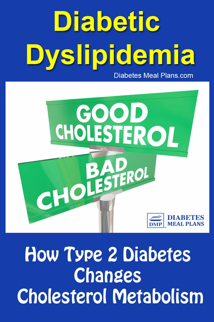 Diabetic Dyslipidemia: How Metabolism Changes Cholesterol in Type 2 Diabetes and Prediabetes