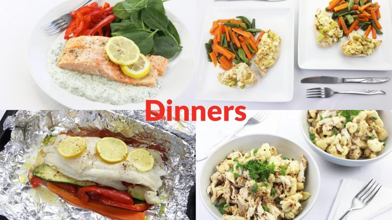 Diabetic Meal Plan: Week of 4/23/18