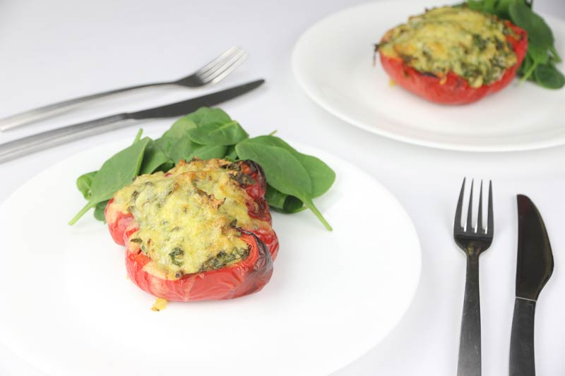 Stuffed Pepper Meatloaf | ©DMP