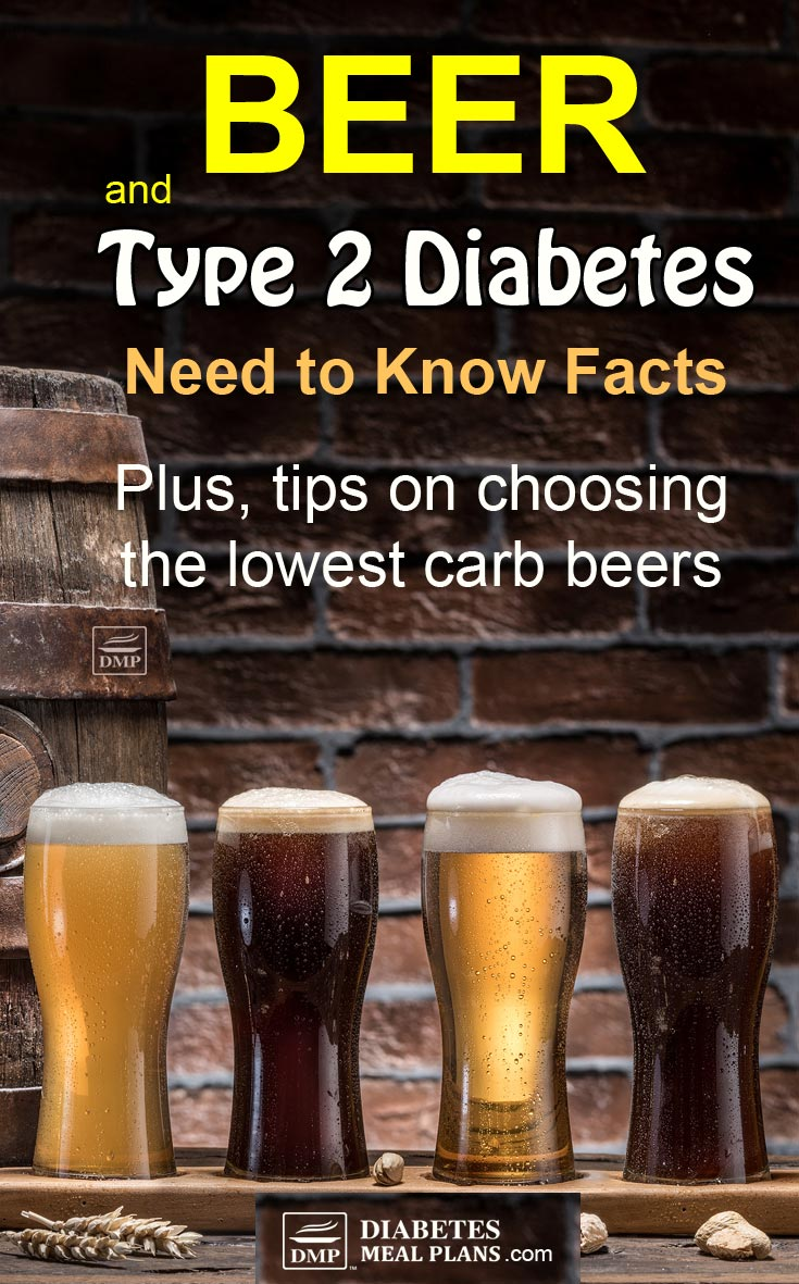 Beer For Diabetes: Need to Know Facts & Choosing Low Carb Options