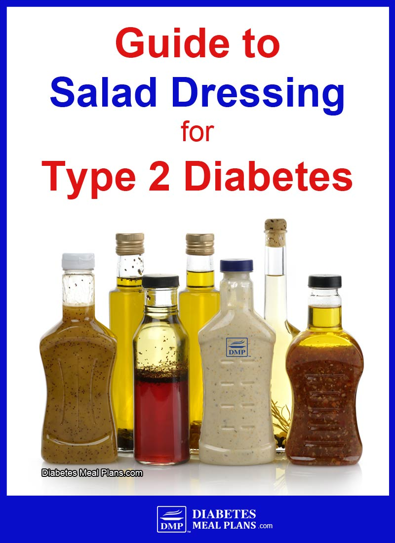 Salad dressing for Diabetes