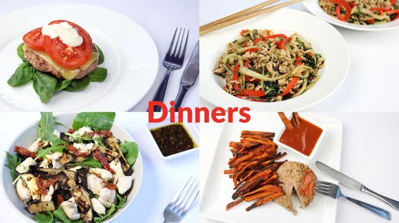 Featured diabetes meals: Week of 8-24-20