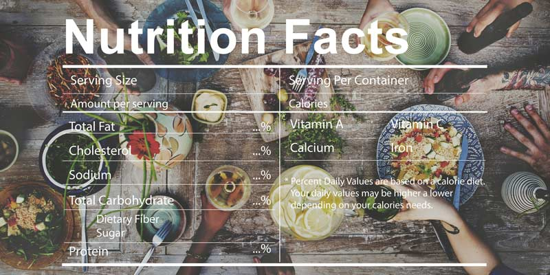 Low fat nutrition facts