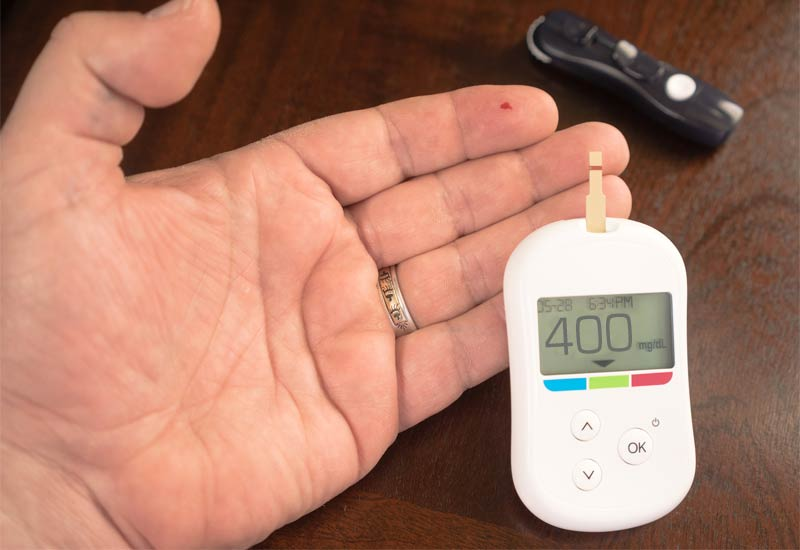 Blood Sugar at 400: What To Do, Risks & Causes