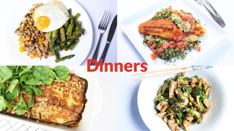 Featured diabetes meals: Week of 8-3-20
