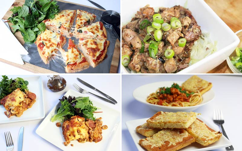 Featured low carb diabetic meals: Week of 9-3-18