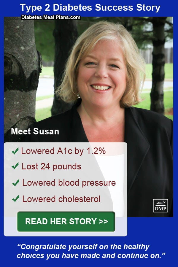 Susan - Type 2 Diabetes Success Story