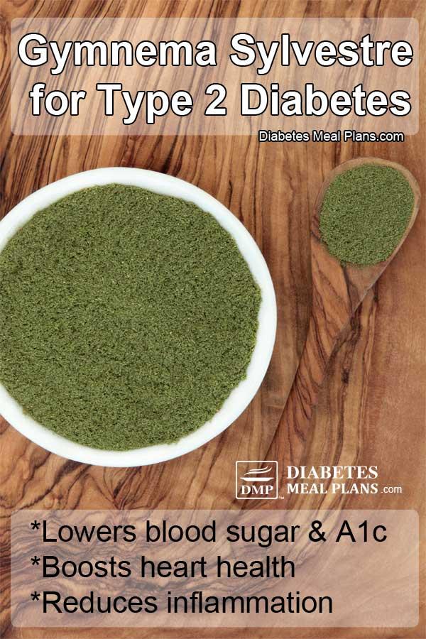 Benefits of gymnema sylvestre for diabetes