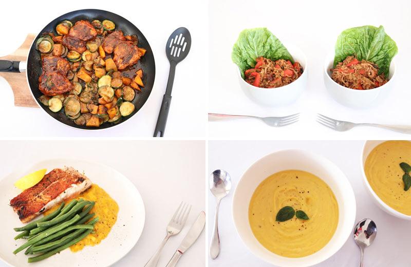 Diabetic Meal Plan: Week of 10/1/18