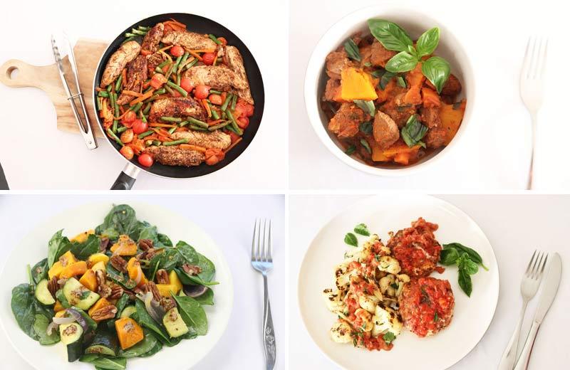 Featured Diabetic Meals: Week of 9-17-18