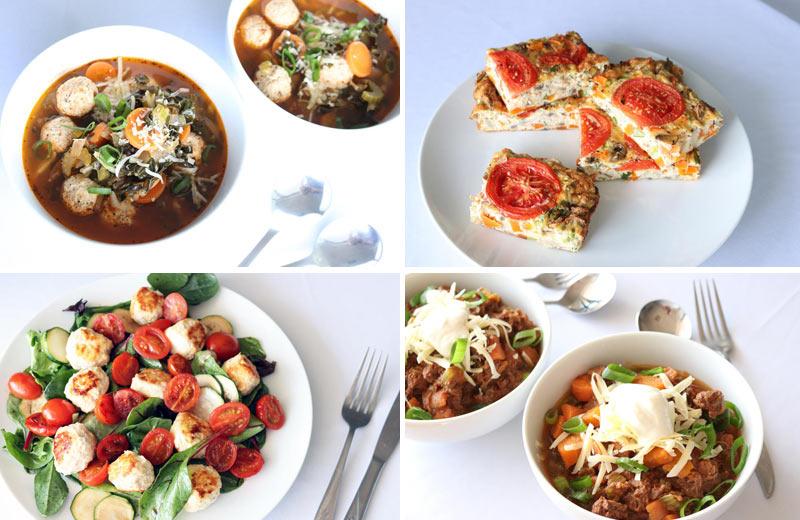 Diabetic Meal Plan: Week of 10/15/18